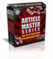 Thumbnail Article Master Series Volume 32 - Plr