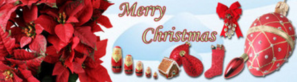 Merry Christmas HTML WP Blogger Themes Version 2 - MRR