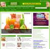 Thumbnail Acne Website