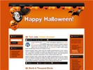 Thumbnail Halloween HTML WP BLOGGER Template 2