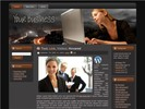 Thumbnail Business HTML WP BLOGGER Template 1