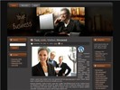 Thumbnail Business HTML WP BLOGGER Template 3