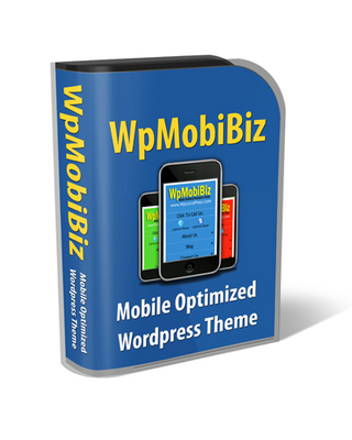 Product picture WP Mobi Biz And Themes - RR