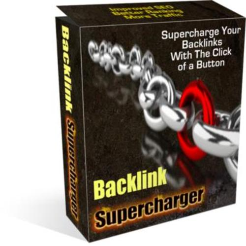 Product picture Backlink Super Charger