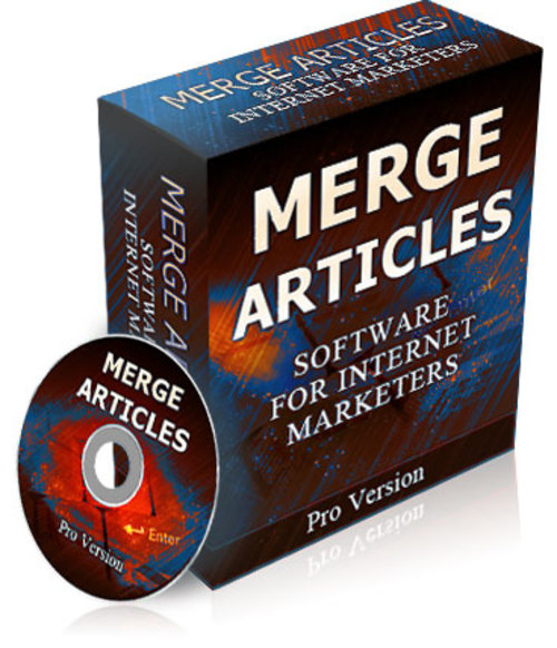 Product picture Merge Articles