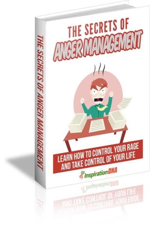 Product picture The Secrets Of Anger Management
